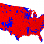 American Imaginations Are Full Of Red States And Blue States And The Huge Ideological Associations That Go Along With Those Colors