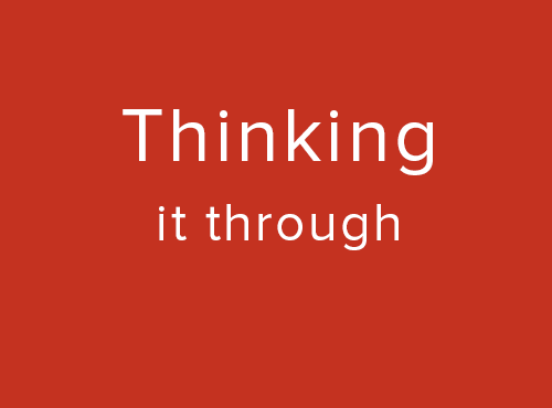thinking it through Edited by michal kopeček and piotr wciślik michal kopeček, head of the department of late- and post-socialism studies, institute for.